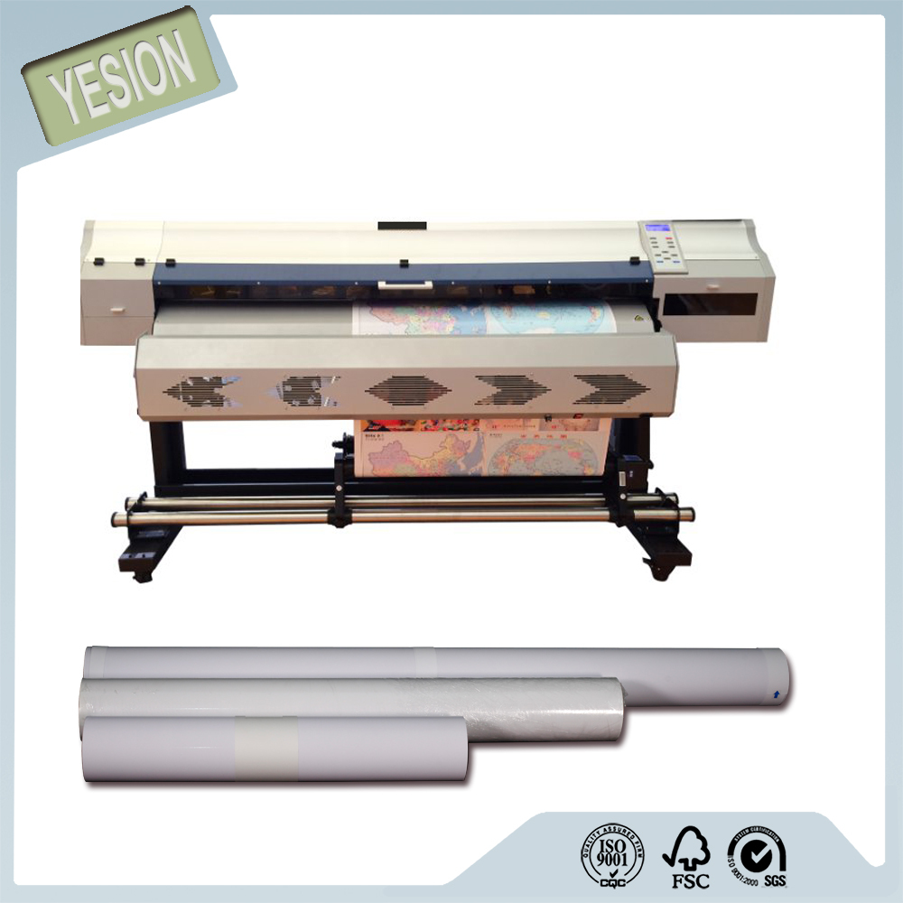 Yesion High Quality Roll Size Sublimation Transfer Paper, T-shirt Sublimation Transfer Printing Paper For Mug, Cup, Clothes