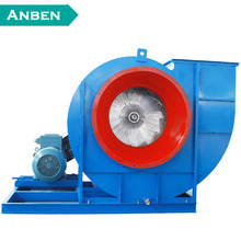 High Efficient Industrial Dust Collector Centrifugal Fan Dust Removal Fan