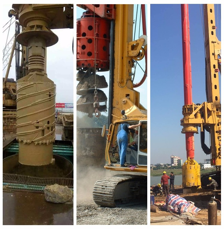 Well Drilling Rock Core Barrel With Roller Bit