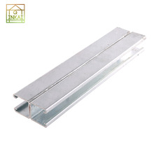 Hot Sale Cheap New Style Cheap Popular Galvanized Steel Single Strut Slotted C Channel For Austria Market