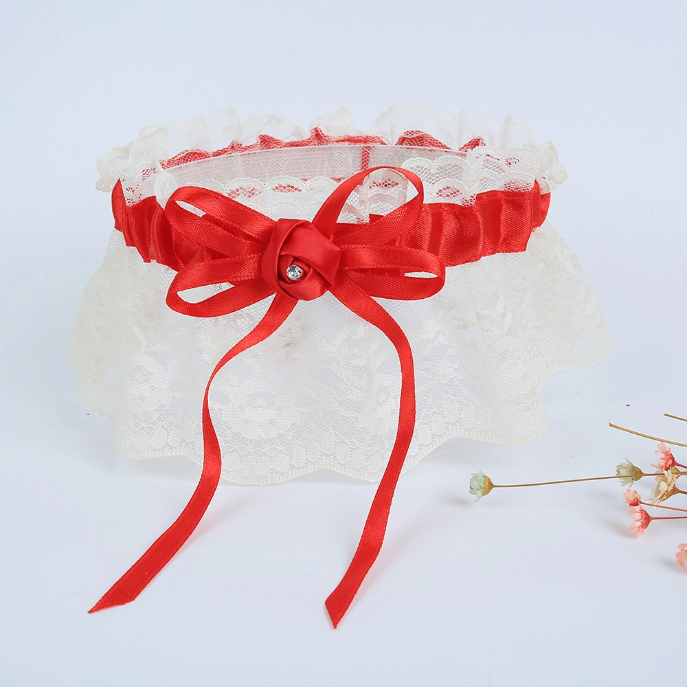 Wedding Underwear Lace Garter Bridal Garter Belt For Sale
