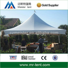 Used square shaped garden party pagoda tent, canopy tent for sale