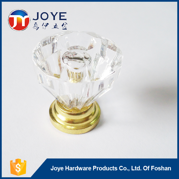 Hot sale acrylic furniture handle acrylic knob plastic handle