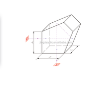 Factory Penta Prism/ Right Angle Prism/ Wedge Prism