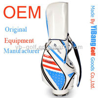 PGM Chinese Colorful Golf Bags Manufacturer