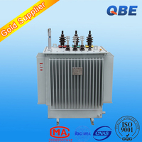 electric latest technology hermetic power 10kv 11kv 22kv 33kv oil immersed distribution transformer
