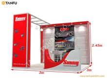 TANFU 10ftx10ft or 10'x10' Exhibition Equipment Show Booth