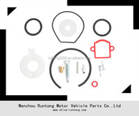 Runtong sha1515 carburetor for Europe moped,pocket bike carb rebuild kits with plastic float,screw