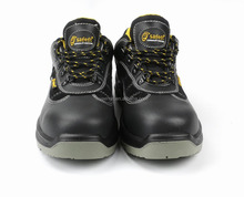 China wholesale black fashion men sport safety shoes in los angeles price