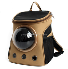 New Design Cart Capsule Carrier Traveler Pet Capsule Carrier Bubble Backpack