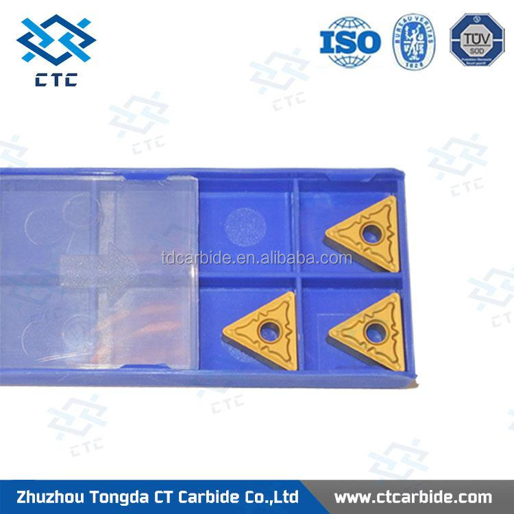 Hot sale tungsten carbide insert for turning aluminium cutting tools cnc