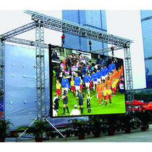 high brightness high quality cheap price display screen outdoor advertising led wall display screen p10