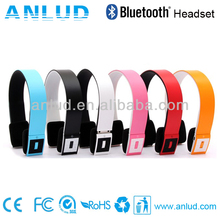 2013 Top selling ALD02 best quality audio clip stereo bluetooth headset