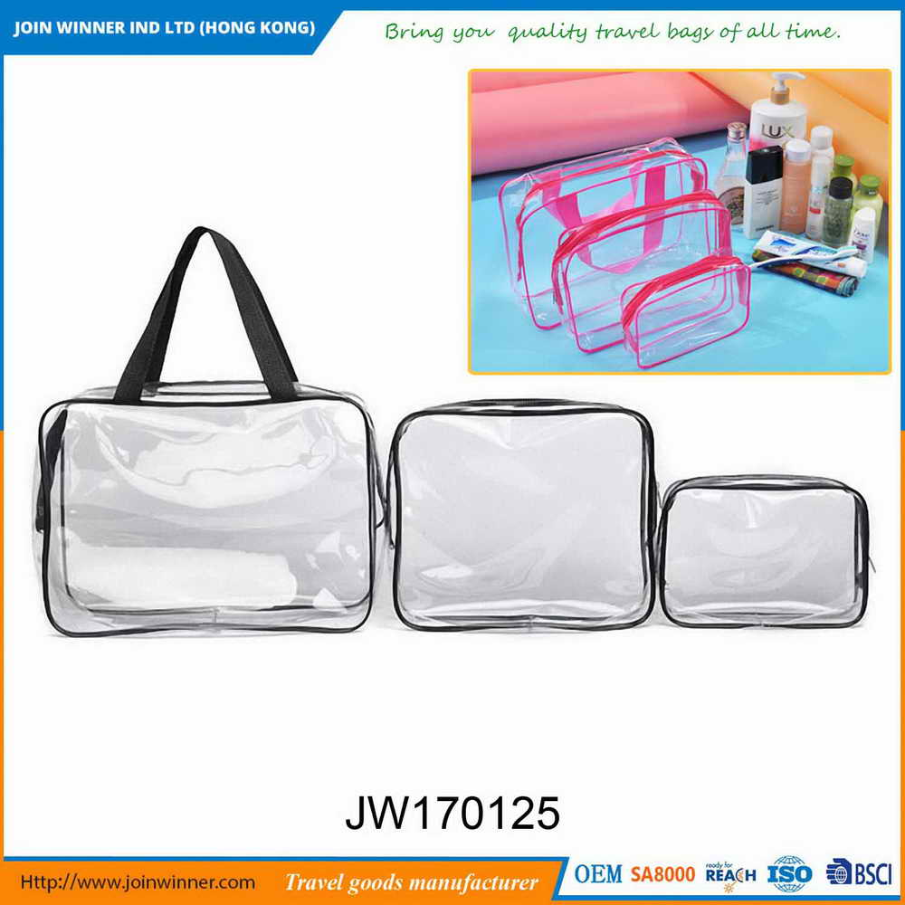 China Supplier Photo Cosmetic Bag With Long-Term Technical Support