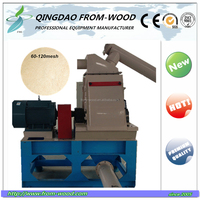 WOOD POWDER MILL / WOOD MACHINE FOR POWDER/ HAMMER MILL