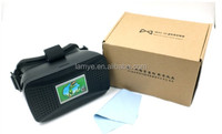 New Arrival smart phone bluetooth active shutter 3d glasses for blue film video