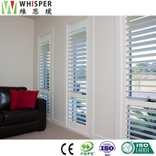 Custome Made Latest Cheap Adjustable Louver Shutter