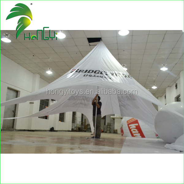 2016 Made in China Inflatable Start Tents , Gazebo Tents For Sale