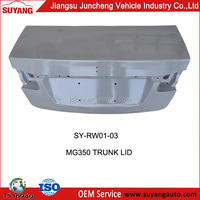 Auto Metal Parts Trunk Lid for MG350
