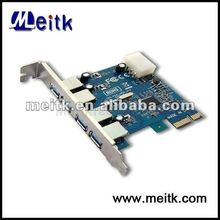 USB3.0 pci express card adapter