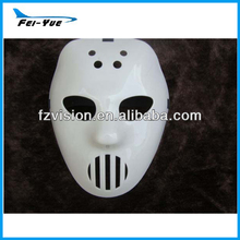 White Color New Plastic Killer Jason Hockey Mask
