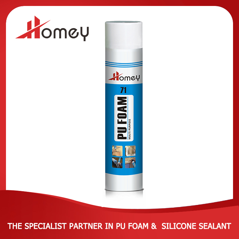 Homey 71 high class muti-functional polyurethane adhesive