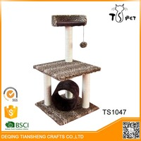 Eco-Friendly Feature and Pet Toys Type Fashion Cheap Cat Tree House