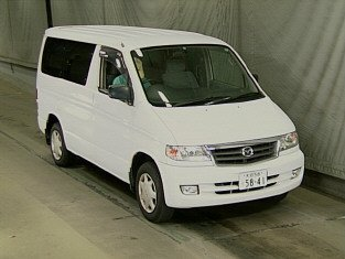 mazda used cars BONGO FRIENDEE 294