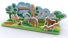 Paper & EPS 3D Customized Puzzle Customized