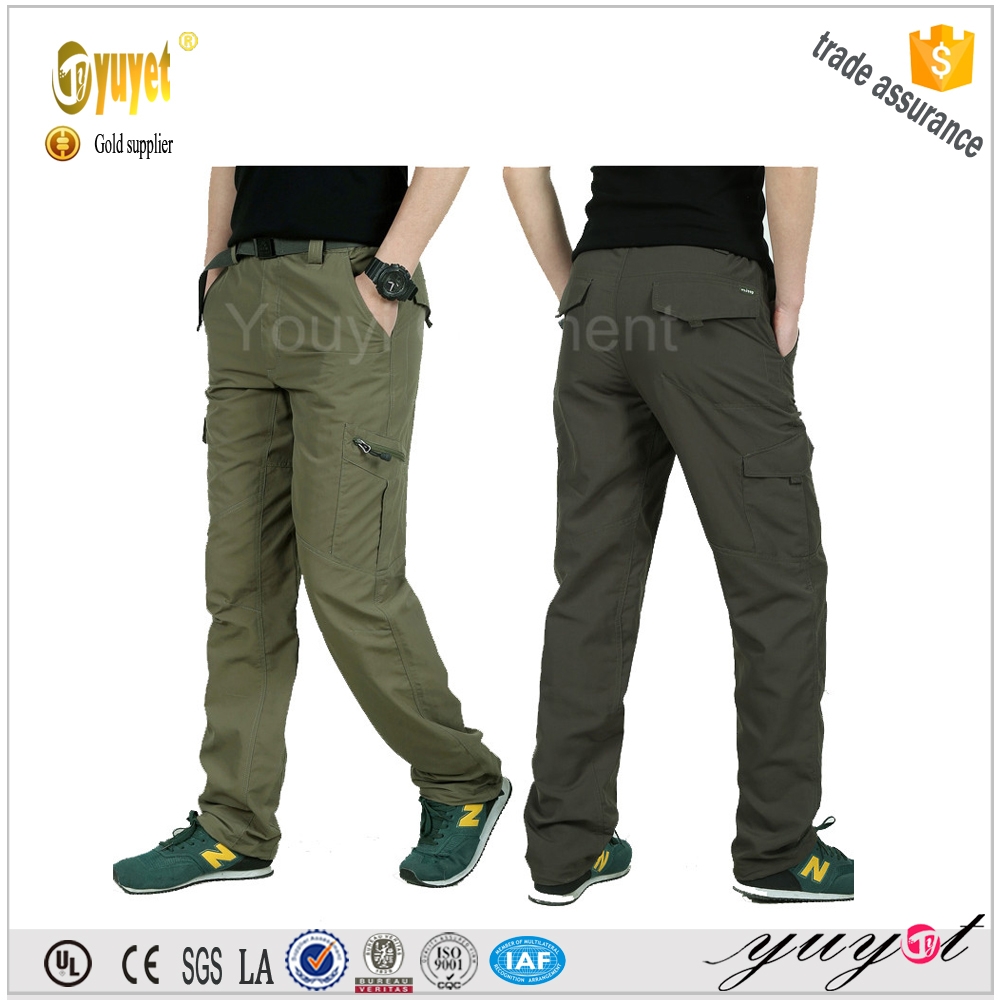 wholesale cheap high quality casual long pants workwear pants