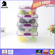 hot selling contemporary design countertop use food storage container