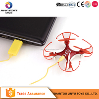 Kids plastic toy rc mini drones ABS drone with mini samll ufo