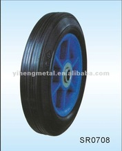 7 Inch Rubber Wheel SR0708
