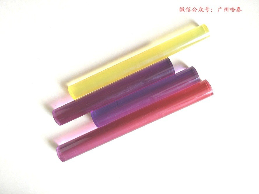 acrylic rod, colored acrylic, acrylic stick,acrylic bubble rod