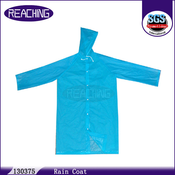 Replied Within 10 Minutes Hot Selling Custom Printed Ponchos Rubber Rain Coat