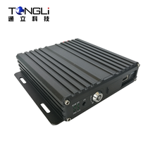 4CH AHD 720P Mobile DVR with 256G SD card supported 3G 4G GPS WiFi optional
