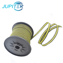 UV resistance PE temporary livestock 0.2mm stainless steel polytape electric fence