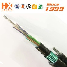 high quality single mode/multimode outdoor stranded loose tube GYTC8Y53 fiber optic cable