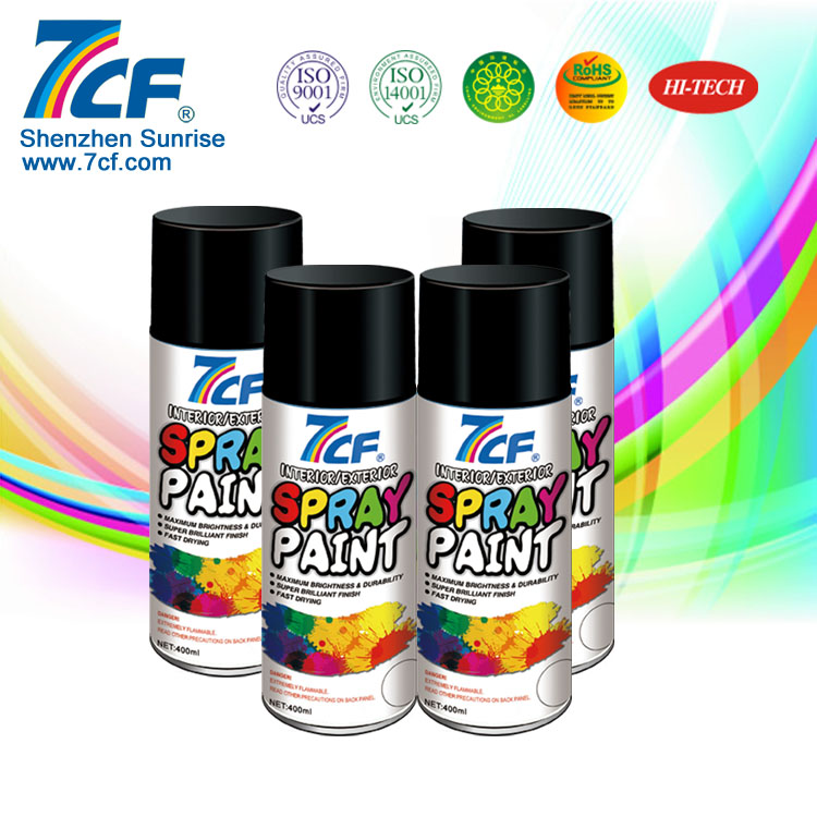 Colorless Black Light Invisible Spray Paint