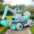 1-8 years old electric small cars for kids/pedal tractor toy for kid/toys excavator for children