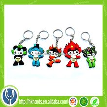 we are a team 3d embossed cute custom key chains manufacturer