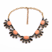 Colorful Wholesale Chunky Statement Necklace In