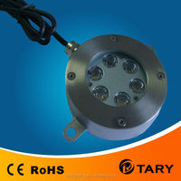 underwater led spotligh ,mini led fountain light(High Quality and 2 years warranty)