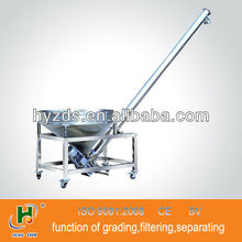 Stainless Steel Cereals Rotary Screw Conveyor
