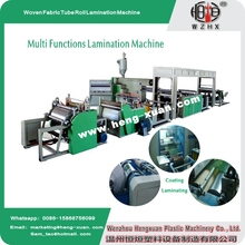 Factory Directly Plastic sacks pp woven sack lamination machine With Stable Function