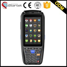 high speed 1.2GHz wireless 1D 2D newland courier scanner android PDA