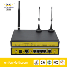 F3836 3G/4G Bonding Internet Router 4G LTE-based M2M VPN Wireless Router