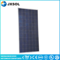 2016 Hot sale 300W polycrystalline solar panel/panel solar/PV modules price per watt from China factory directly