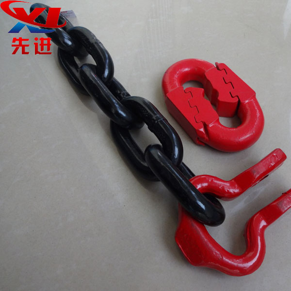 30X120 high quality high strength slag extractor chain slag remover chain Carburized chain for sale