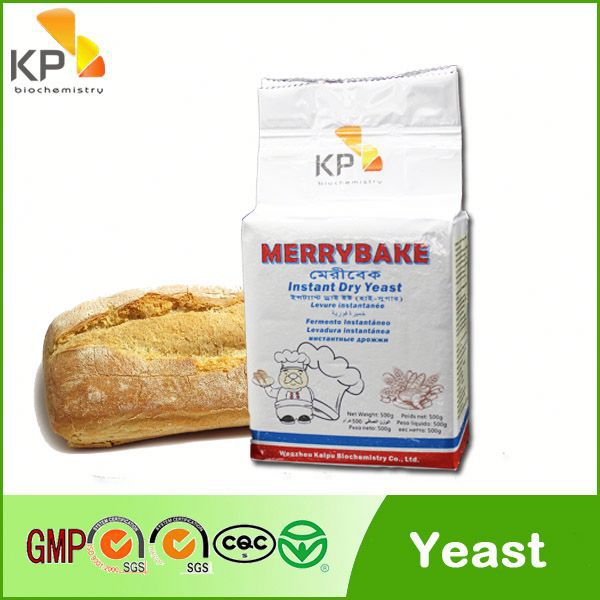 Merrybake dry yeast, instant yeast for bread